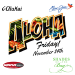 Aloha Friday at Shades of the Bay