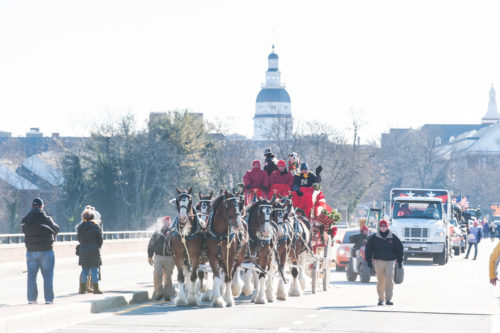 Governor Hogan to be Grand Marshal for Military Bowl Parade