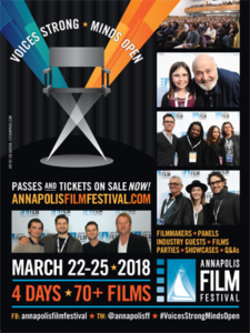 Once again, Annapolis Film Fest to spotlight the African American Experience