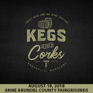 Last chance to use our discount code for the 7th Annual Kegs and Corks Festival TOMORROW