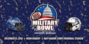 Central Middle School's Brady O'Neal selected as first 3M Play To Win finalist for Military Bowl