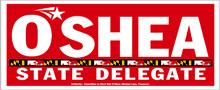Bob O'Shea For Delegate