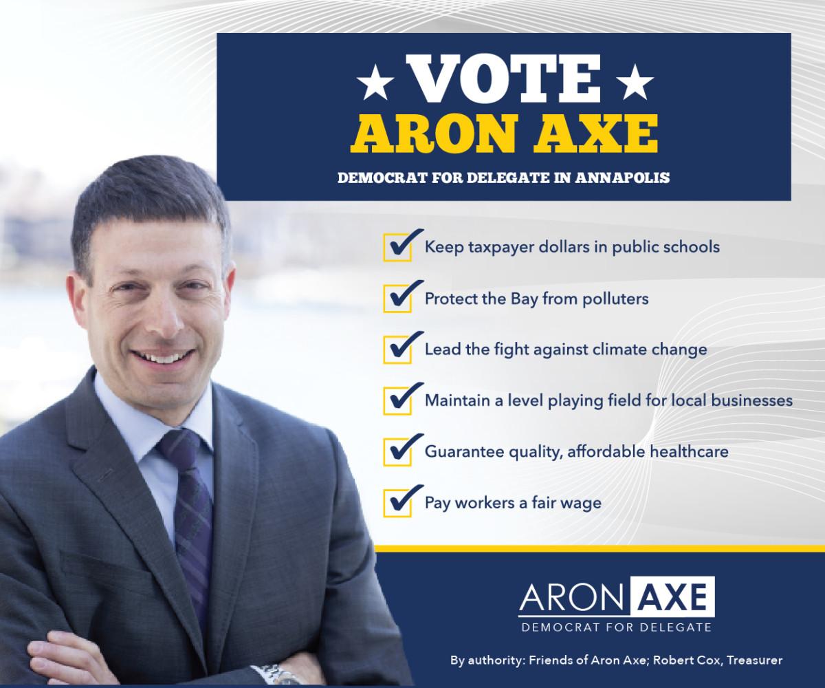 Aron Axe