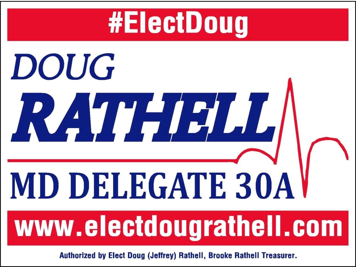 Elect Doug Rathell