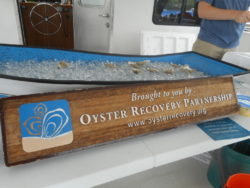 Eat oysters on Sunday, do you part to help the Bay
