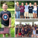 K&B True Value gives away more than 2000 flags over Independence Day