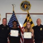 Annapolis Police Department awards scholarships to local students