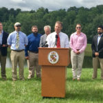 Schuh announces completion of first public private partnership Waterway Improvement Project
