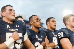 USNA one of the top schools for student-athletes