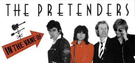 "AMFM presents ""In the Vane of The Pretenders"" at Rams Head On Stage tomorrow"