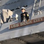 BONUS PODCAST: The Commissioning of the USS Sioux City