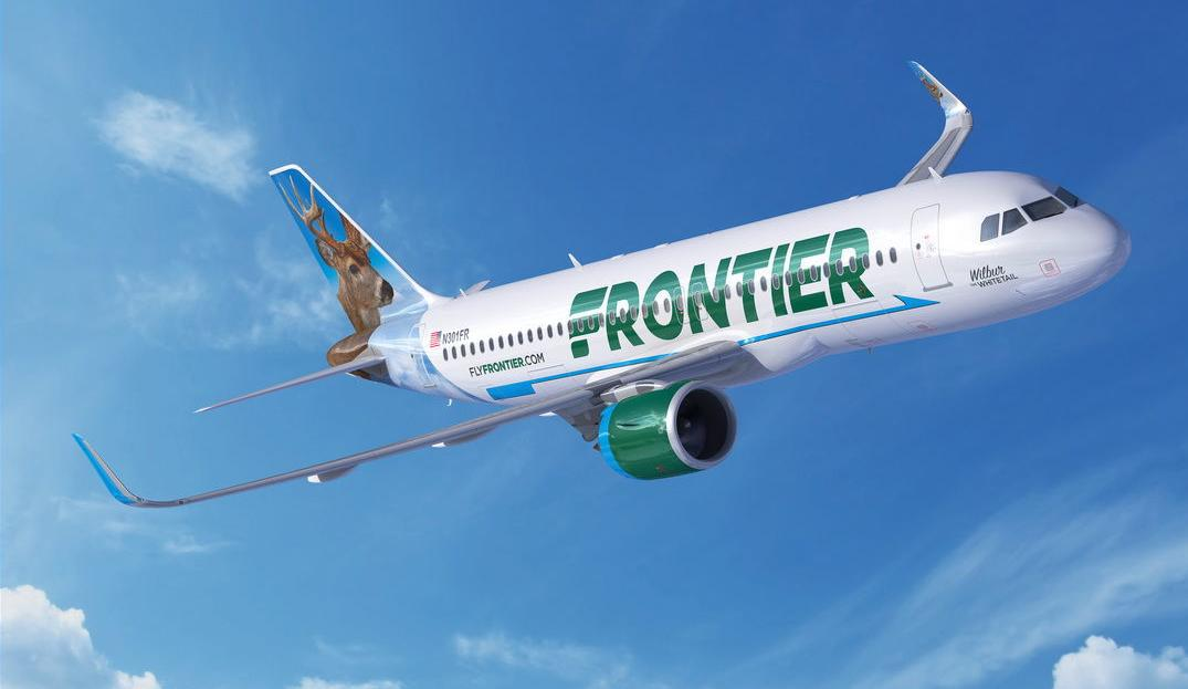 Frontier Airlines adds service to Miami, San Juan and San Salvador from BWI