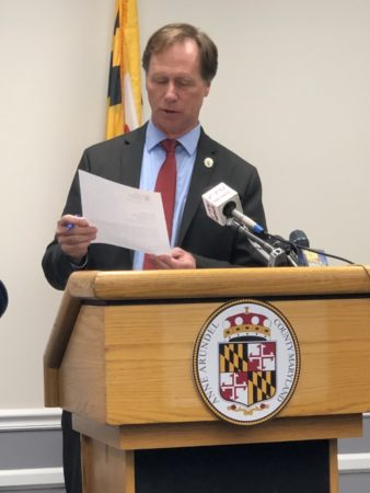 County Executive Pittman to host two meetings on withdrawal of ICE program