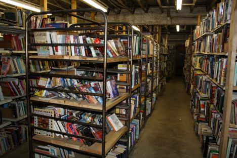 B.I.G. book sale on July 27th