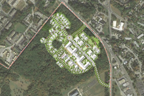 Village at Providence Point crosses major milestone, will begin marketing the project