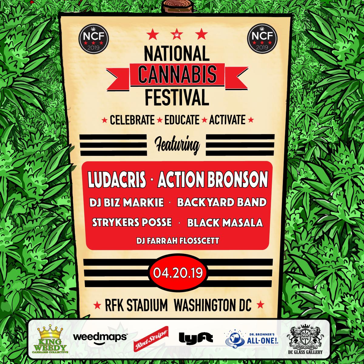 Cannabis Festival 2019