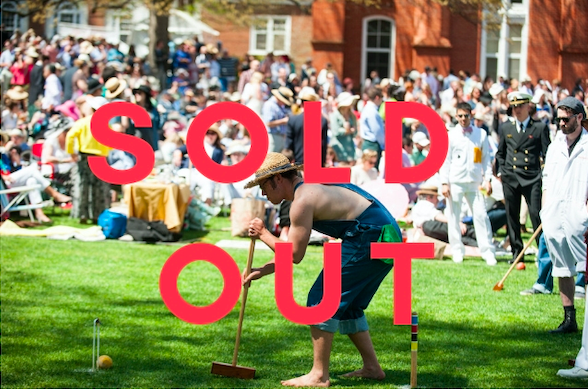 Did you blink? The 38th Annual Annapolis Cup is SOLD OUT