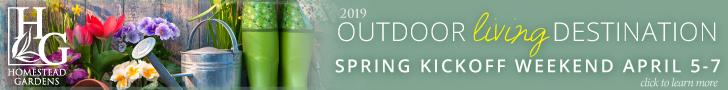 Homestead Gardens Kickoff Spring