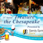 Chesapeake Bay Trust to host 21th Annual Treasure the Chesapeake on May 2nd