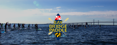 THIS WEEKEND:  4th Annual Bay Bridge Paddle