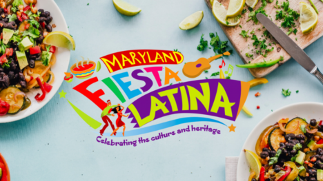 Get your tickets for the Inaugural Fiesta Latina on July 21