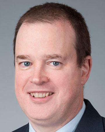ASO Executive Director, Patrick Nugent