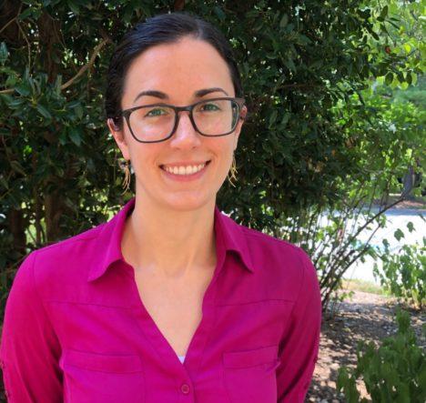 Sarah Knebel, Executive Director, Scenic Rivers Land Trust