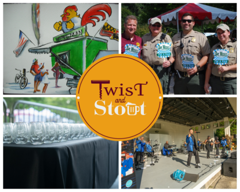 2nd Annual Twist and Stout festival September 28
