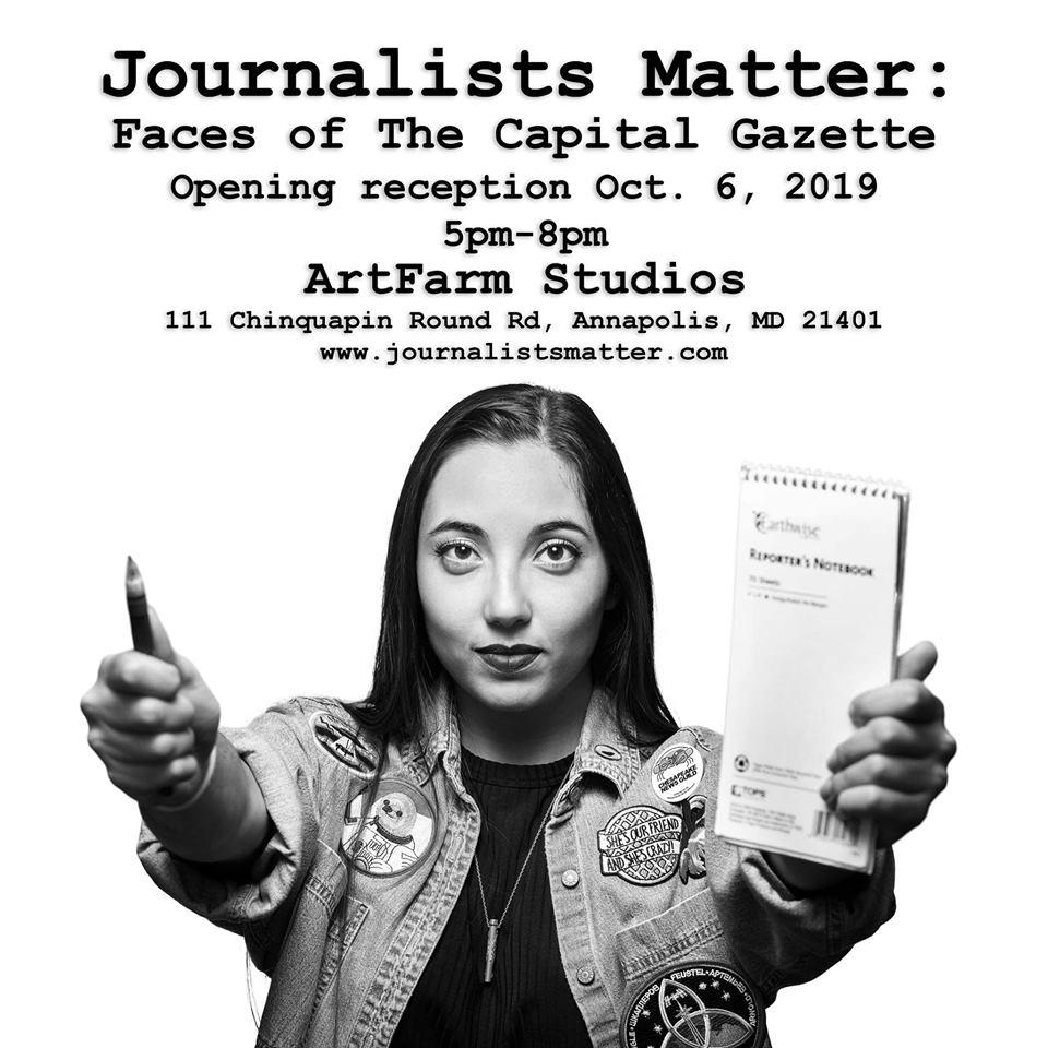 Journalists matter