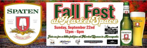 CALENDAR ALERT: Fall Festival at Market Space this Sunday