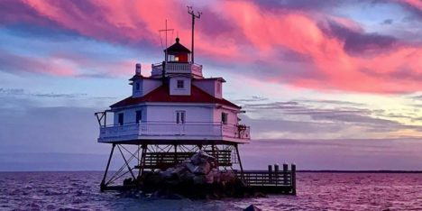 You too can help save the Thomas Point Shoal Light House at tomorrow's gala