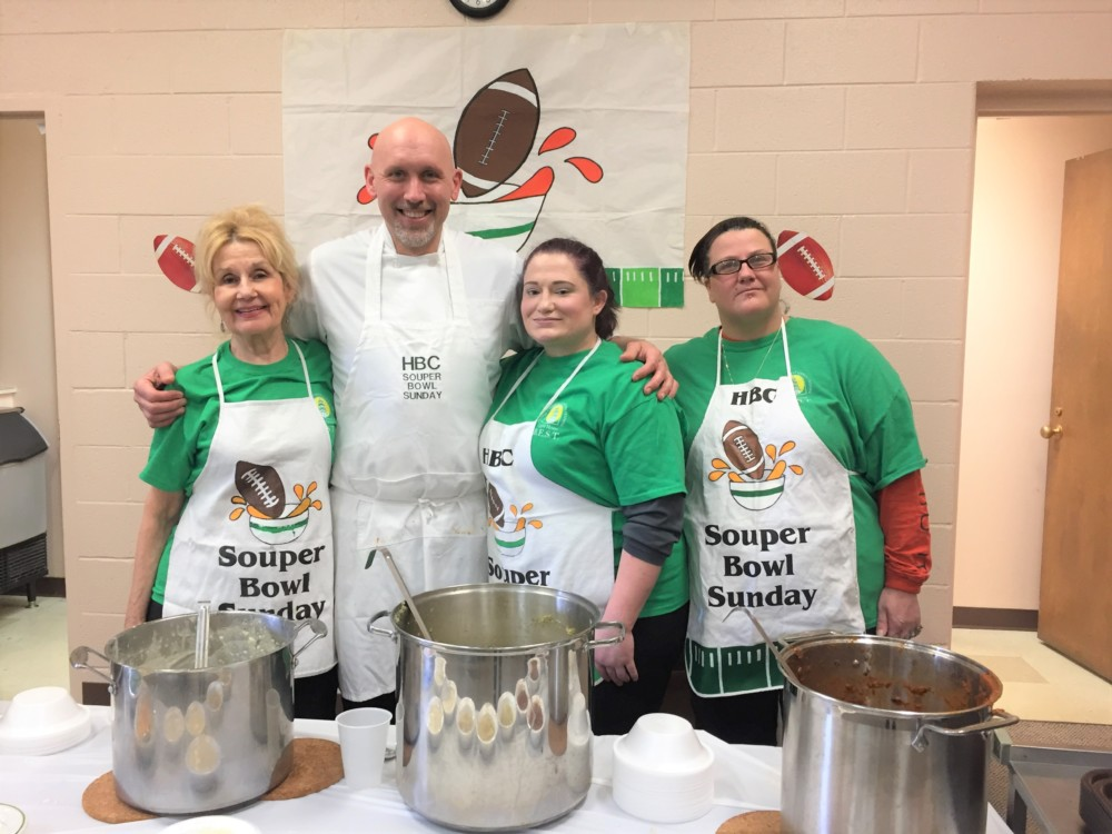 14th Annual SOUPer Bowl scheduled for Sunday!!