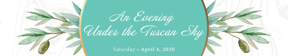 Hospice GalaAn Evening Under the Tuscan Sky postponed until July