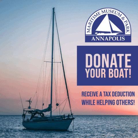 AMM Boat Donation