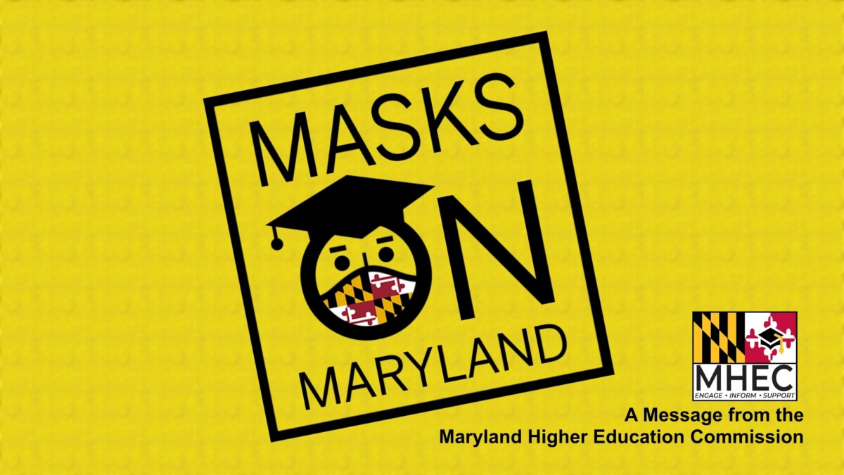 Masks On Maryland LOGO